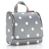 reisenthel Toiletbag grey dots